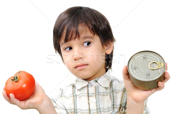 kids Stock photo © zurijeta