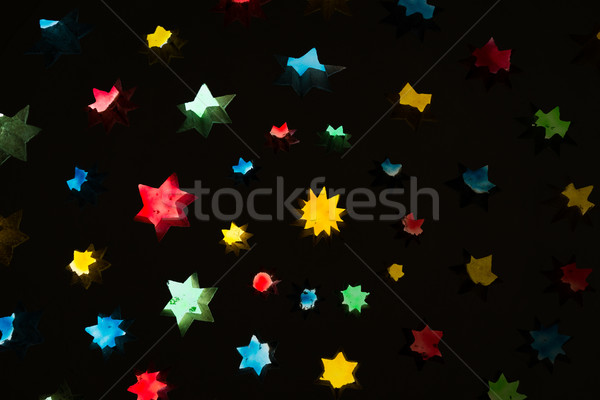 Stock fotó: Csillagok · dekoráció · plafon · épület · fal · gyermek