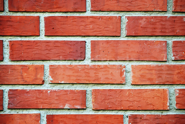 Di serie mattone pattern muro urbana Foto d'archivio © zurijeta