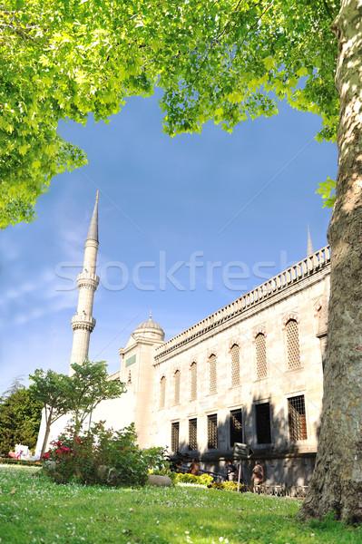 Istanbul Stock photo © zurijeta