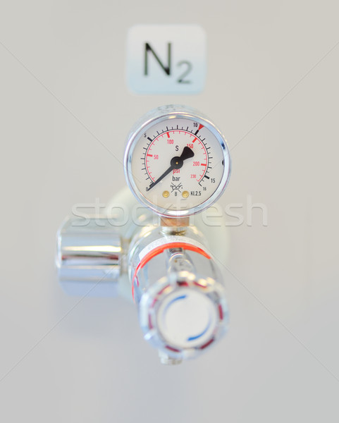 Barometer Stock photo © zurijeta
