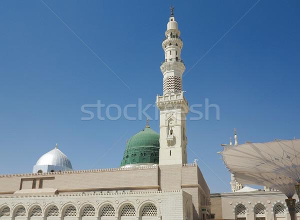 Viaggio Mecca 2013 costruzione folla Foto d'archivio © zurijeta