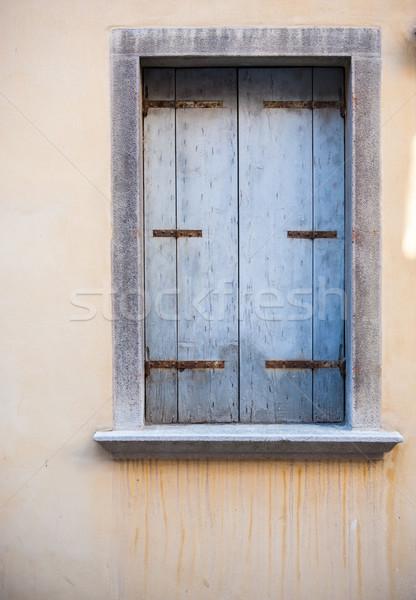 Old city street Stock photo © zurijeta