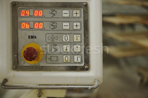 measure equipment in factory Stock photo © zurijeta
