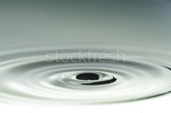 Vízcsepp víz textúra absztrakt természet háttér Stock fotó © zurijeta