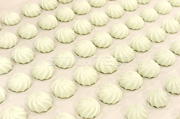 production cookie in factory Stock photo © zurijeta
