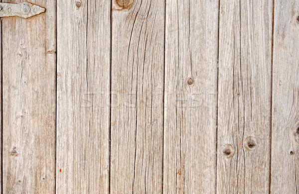 Creatieve houten welkom meer soortgelijk Stockfoto © zurijeta