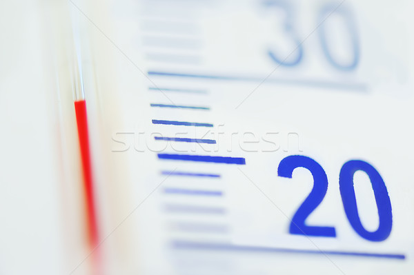 Thermometer Stock photo © zurijeta