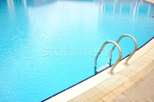 Pool leader Stock photo © zurijeta