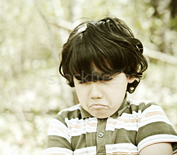 çocuklar çocukluk çocuklar Stok fotoğraf © zurijeta