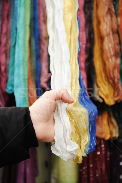 Close up of woman shopping Stock photo © zurijeta