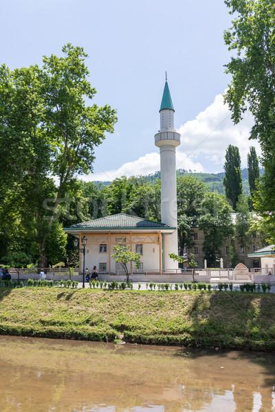 Mosque Stock photo © zurijeta
