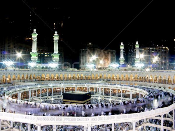 новых Мекка святой мечети Сток-фото © zurijeta