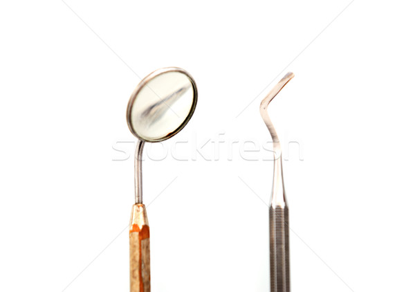 Dental tools Stock photo © zurijeta