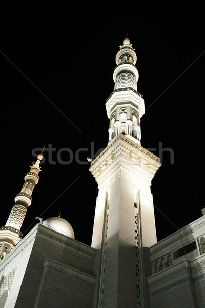 Mecca sfondo gruppo pregare religione Foto d'archivio © zurijeta
