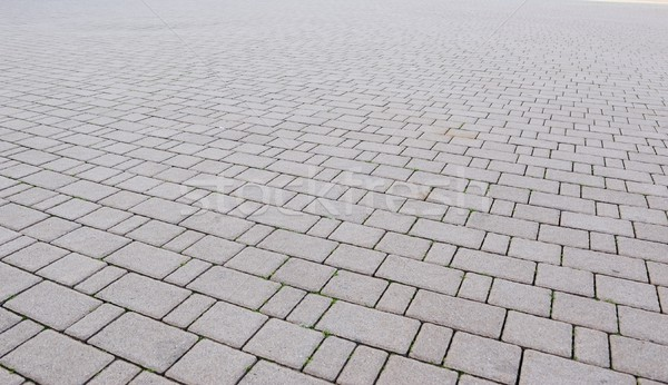 Brick pavement Stock photo © zurijeta