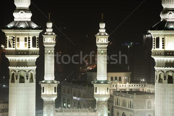 Makkah Kaaba holy mosque Stock photo © zurijeta