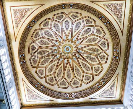 Viaggio Mecca 2013 arch Foto d'archivio © zurijeta