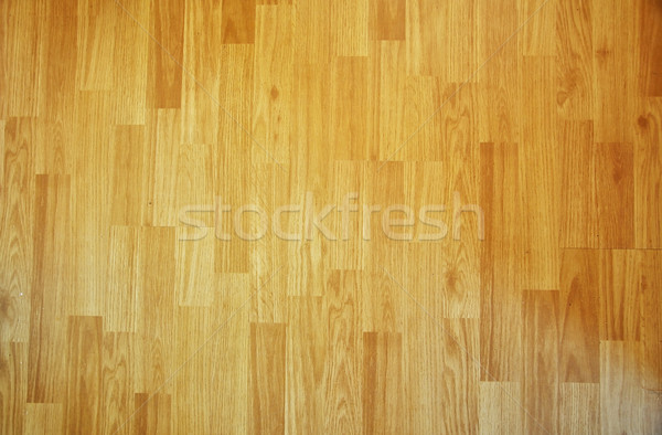 Stock photo: Beautiful original wooden pattern, gray color