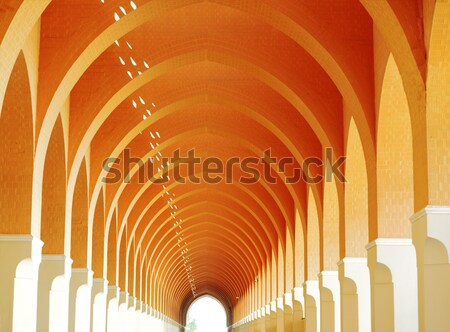Mosque arc architecture Stock photo © zurijeta