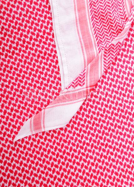 Saudy background scarf Stock photo © zurijeta