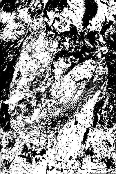 Absztrakt koszos zaj textúra fa terv Stock fotó © Zuzuan