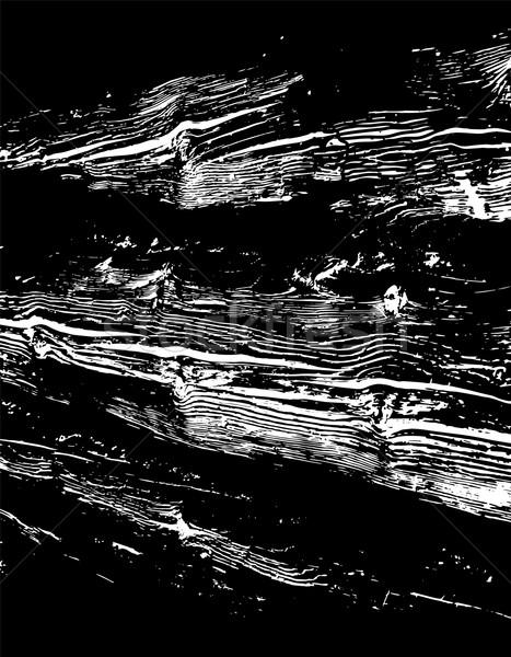 wooden rough lines texture background Stock photo © Zuzuan