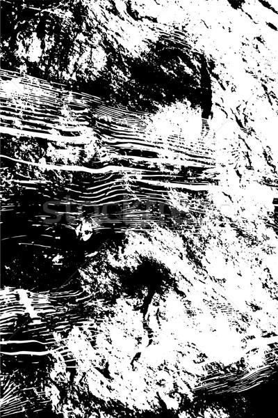 текстуры черно белые древесины аннотация Сток-фото © Zuzuan