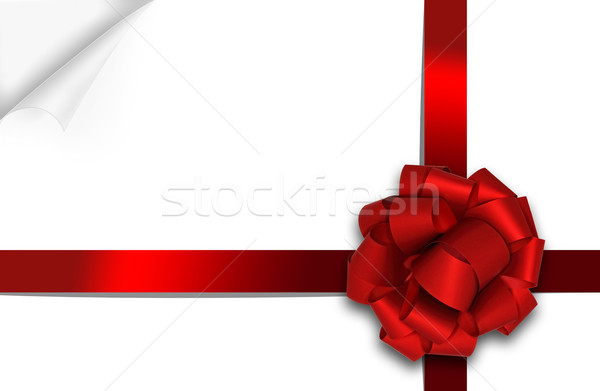 greeting card  Stock photo © zven0