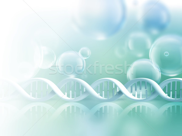 Abstract science background Stock photo © zven0