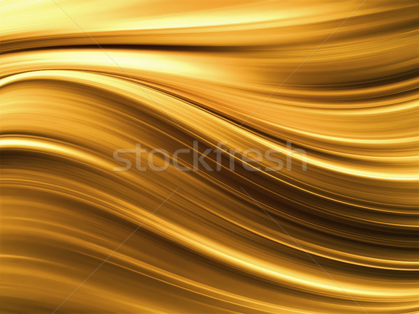 abstract gold background Stock photo © zven0