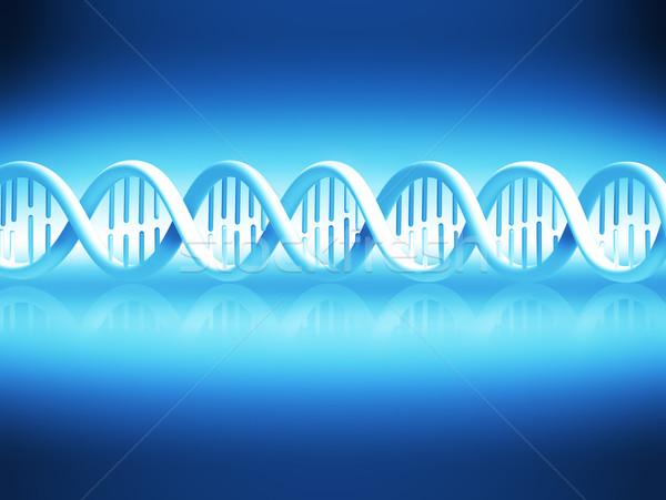 DNA strand Stock photo © zven0