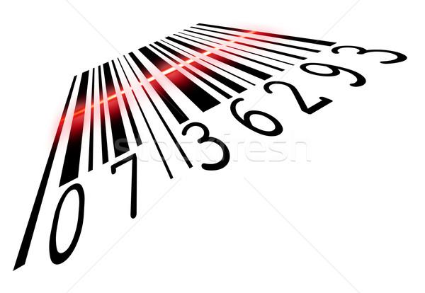 Barcode Stock photo © zven0