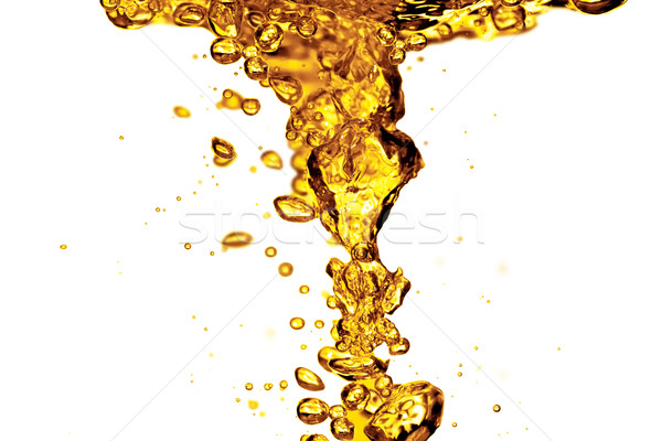oil splash Stock photo © zven0