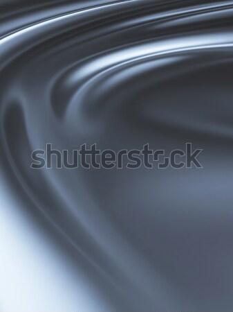 Gümüş soyut ışık dizayn arka plan uzay Stok fotoğraf © zven0