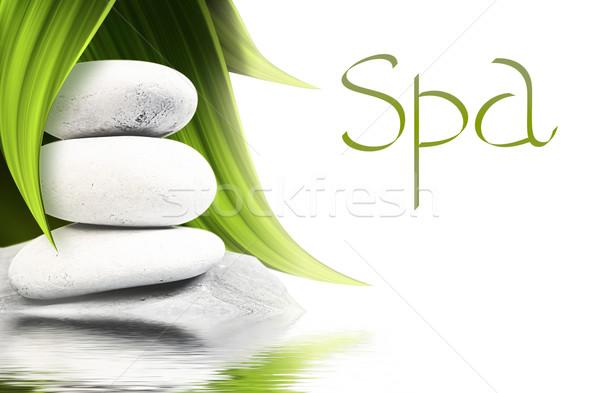spa treatments Stock photo © zven0