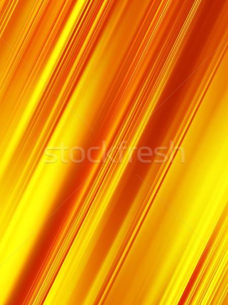 Czerwony żółty streszczenie jasne komputera Zdjęcia stock © zven0