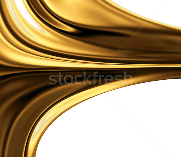 liquid gold Stock photo © zven0