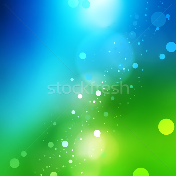 Abstract nature background  Stock photo © zven0