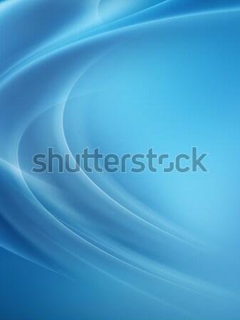 Weiß Satin Stoff Textur Design Stock foto © zven0