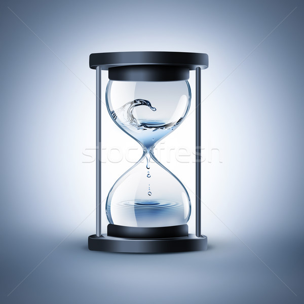 time flows concept Stock photo © zven0