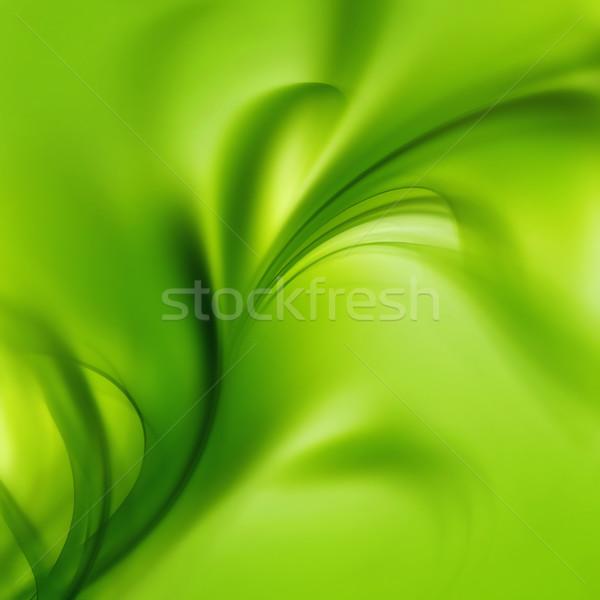 Abstrakten Natur Frühling Licht Design Hintergrund Stock foto © zven0
