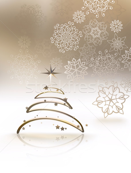 Christmas card Stock photo © zven0