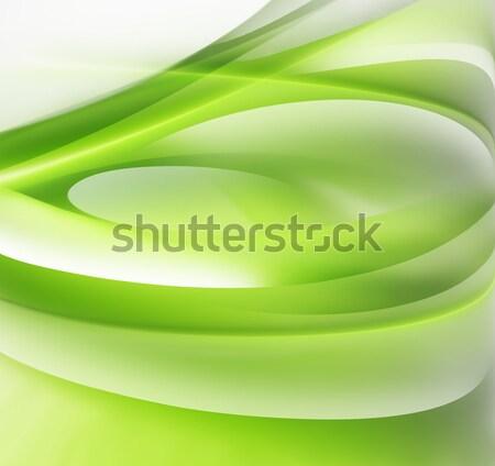 green background Stock photo © zven0