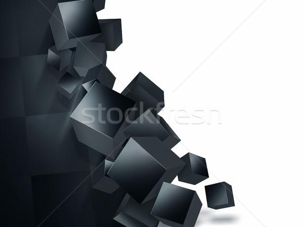 crumbling wall Stock photo © zven0
