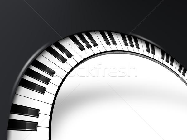 Клавиатура фото пианино