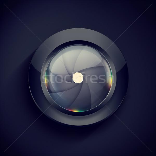 Camera Lenses  Stock photo © zven0