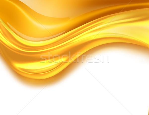 Oil Wave Stock photo © zven0