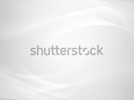 Branco abstrato luz projeto fundo onda Foto stock © zven0