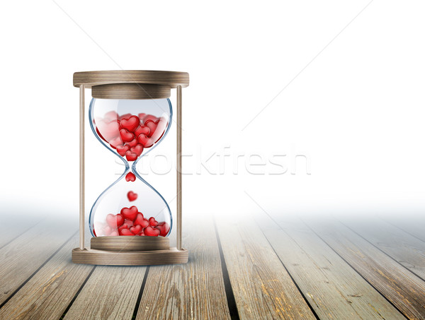 time to love Stock photo © zven0